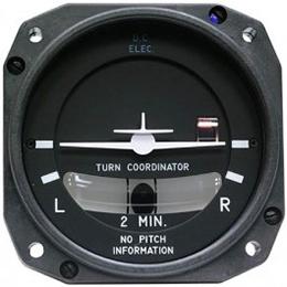 1394T100-7RB Turn Coordinator, Model #: 1394T100
