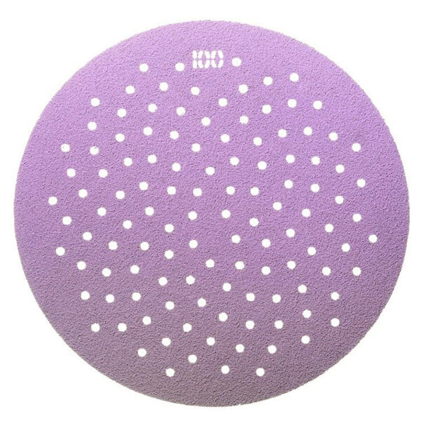 """1950 siaspeed, Grit 080-600, Size 6"""" 119 holes Aluminium Oxide (paper) SIA Abrasive, Pack of 100"""