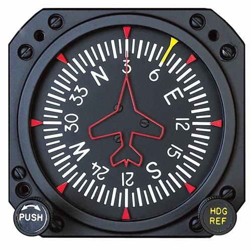 1U262-007-40, Model 4000HR-2 Sigma-Tek Directional Gyro, Air, Heading reference