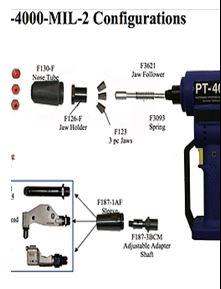 FSI PT-4000-MIL-2 Cordless Blind Riveter