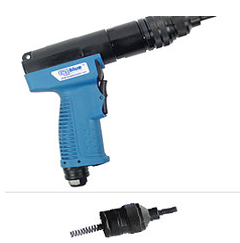 Blue Pneumatic Power-Spin Rivet Nut Tool BP-350QC