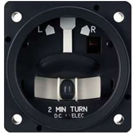 5550-8340N5L Turn and Slip Indicator, Model #: 5550