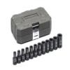 "1/2"" Drive 6 Point Standard Impact SAE Socket Set GW-84931N"