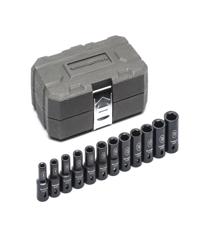 "1/2"" Drive 6 Point Standard Impact Metric Socket Sets GW-84930N"