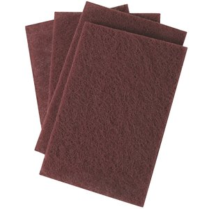 "6120 Siavlies, Grit 320 Aluminium Oxide (nonwoven) SIA Abrasive, Part Number 4132.9840.6932, Size 6""x9"", Pack of 10"