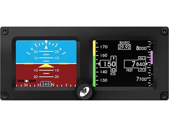 6420302-3 Standby Attitude Module (SAM), Model #: MD302