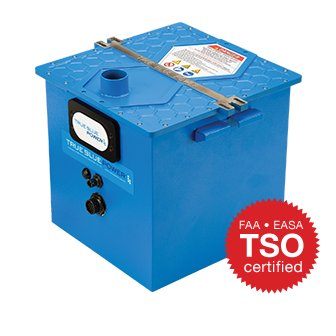 6430044-2, Model TB44 Aviation Battery, 26.4 VDC, 46 Ah, Lithium-ion, TSO