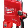"""Milwaukee 12V 3/8"""" Square Drive Impact Wrench with Friction Ring Kit MLW-2451-22"""