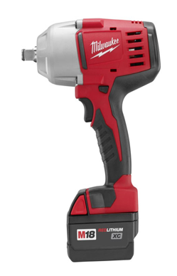 "Milwaukee 18V High Torque 1/2"" Drive Impact Wrench with fiction ring MLW-2767-20"