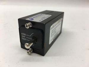 9017176, TS835 Accessory, Cockpit Self-test Switch For MD835 Emergency Power Supply