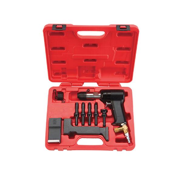 Air Capital Red Box Kit with 3x Rivet Gun