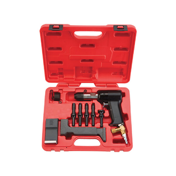 Air Capital Red Box Kit with 3x Rivet Gun