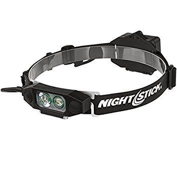 Bayco BAY-NSP 4616B Low-Profile Dual-Light(TM) Headlamp