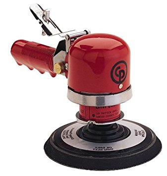 "Chicago Pneumatic 6"" Dual Action Sander CP-870"