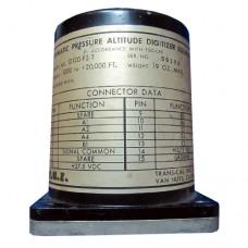 D120P2-T(20K), Model D120-P2-T, Trans-Cal Encoder 20K, Encoding