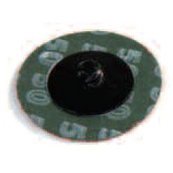 "GLI-21220305, ROLOC FIBRE DISCS 2"" 36 GRIT - Pack of 50"