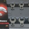 81909 Gearwrench 10 Pc. Metric Crowfoot Wrench set