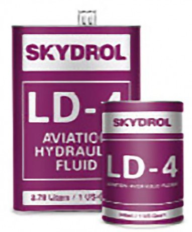 SKYDROL LD-4, Fire Resistant Hydraulic Fluid 946ml