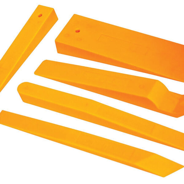Lisle LIS-69620 5 Pcs Wedge Assortment Set