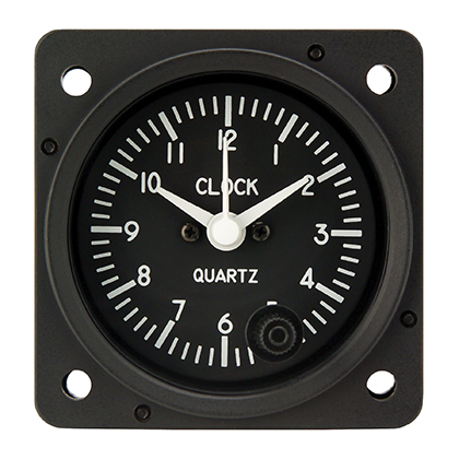 MD-90-1, Model MD90 Clock Electric, Quartz analog