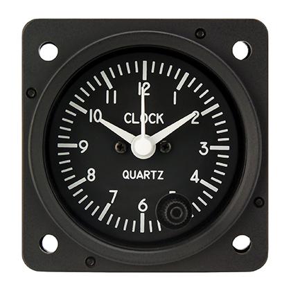 MD-90-1, Model MD90 Clock Electric, Quartz analog