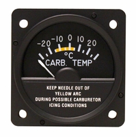 MD11-3, Model MD11 Carburetor Air Temperature Indicator, 14V