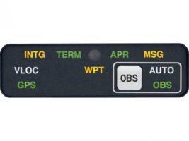 MD41-1470, Model MD41 Annunciation Control Unit - 28V, Horizontal