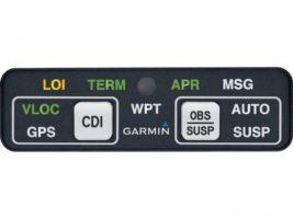 MD41-1510, Model MD41 Annunciation Control Unit - 28V, Horizontal