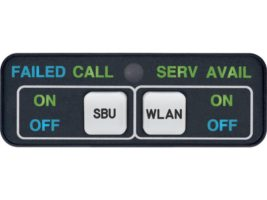 MD41-1948, Model MD41 Annunciation Control Unit - Horizontal, 28V , WLAN