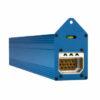 MD835-1, Model TS835 Emergency Power Supply, 24.5 VDC, 4.5 Amp, Lithium-ion, TSO