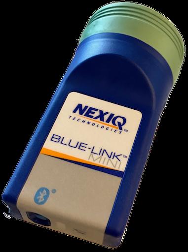 Nexiq MPS-126015 BLUE-LINK MINI MOBILE VEHICLE INTERFACE FOR HEAVY DUTY VEHICLES & EQUIPMENT