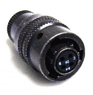 MS3116E8-4S Connector