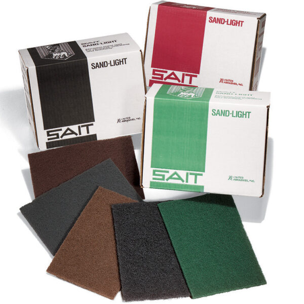SAIT Sand-Light 77447 Maroon 6 X 9