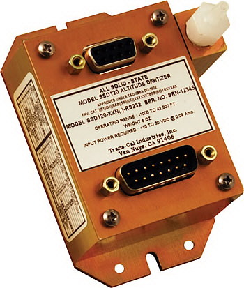 SSD120-35N-RS232, Model SSD120 Trans-Cal Encoder, Solid state, 35K, With RS232 output