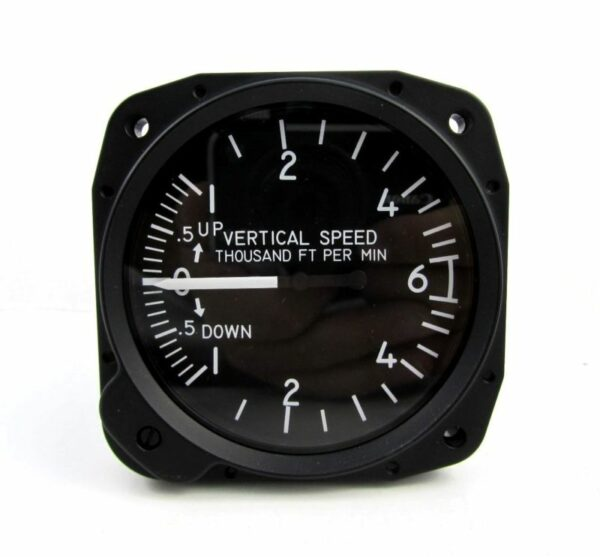 United Instruments 7060C.114 Vertical Speed Indicator, Model #: 7060
