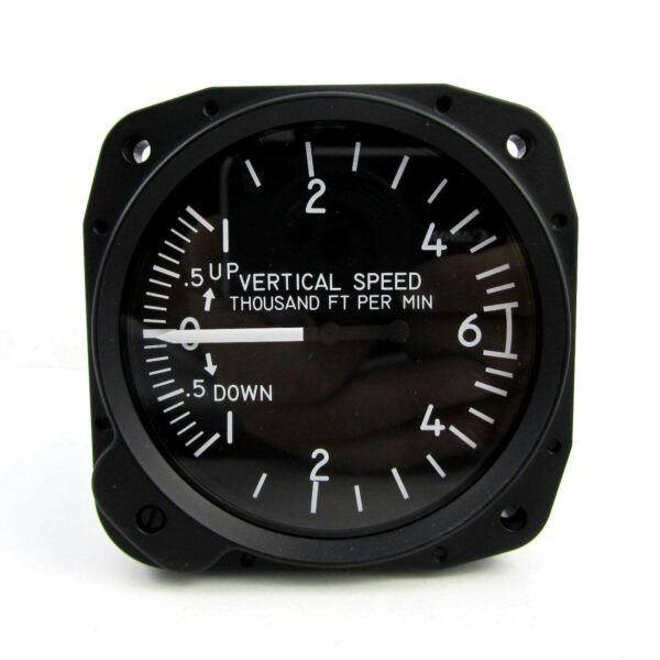 United Instruments 7060C.46 Vertical Speed Indicator, Model #: 7060