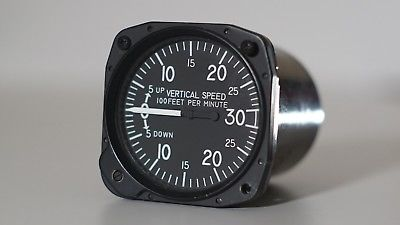 United Instruments 7130C.41 Instantaneous Vertical Speed Indicator, Model #: 7130