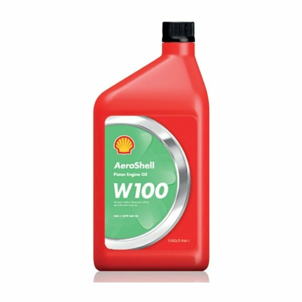 Aeroshell W100 Engine Oil