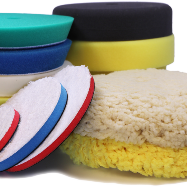 Buffing & Finishing Pads
