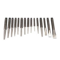 Astro Pneumatic AST-1600 (16-Piece Punch and Chisel Set)
