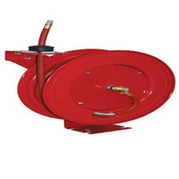 "ATD-31166 3/8"" x 50 ft. Retractable Air Hose Reel"