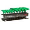10 PC. Star T-HANDLE WRENCH SET ATD-576